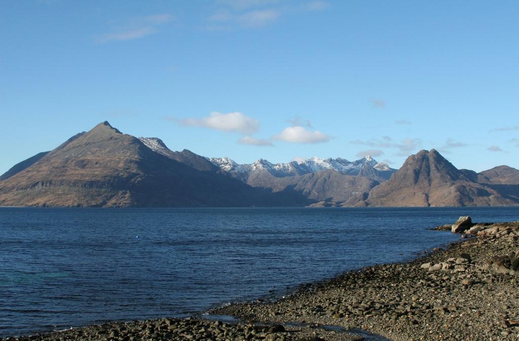 Escocia Tota: Cuillins Elgol