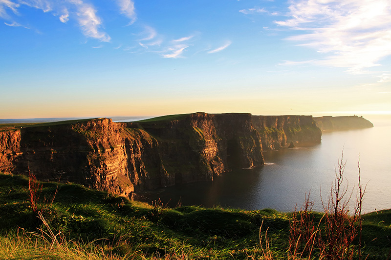montañas irlanda