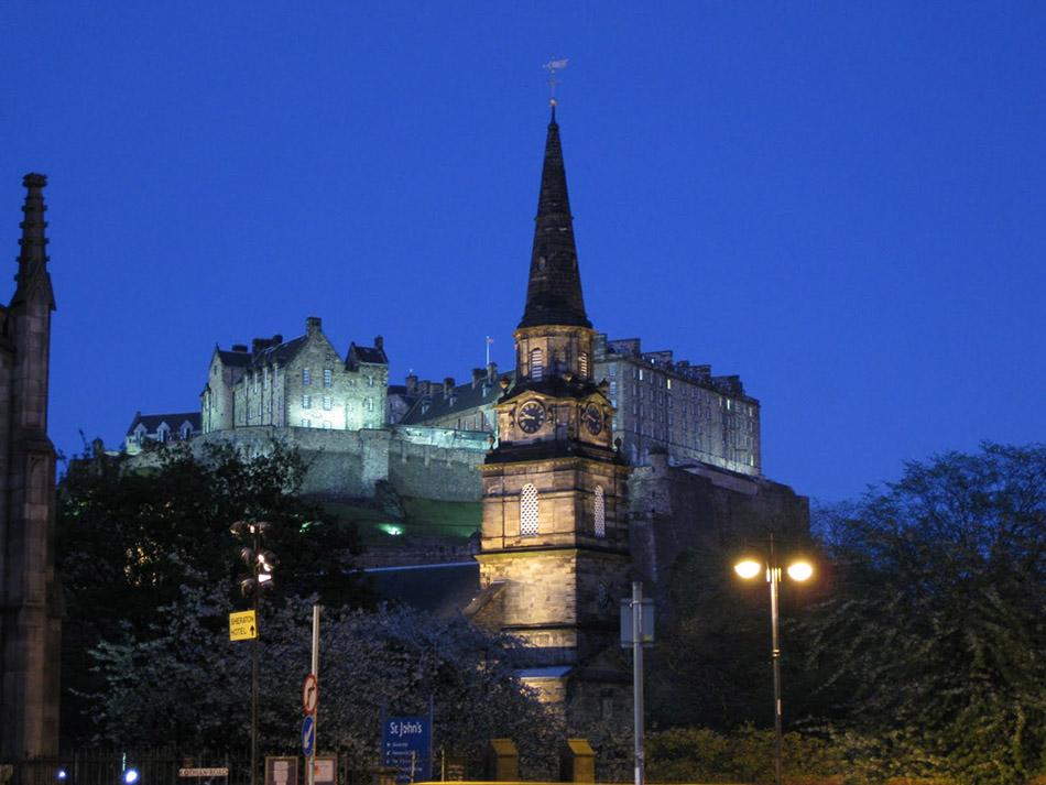 Viaje guiado a Edimburgo