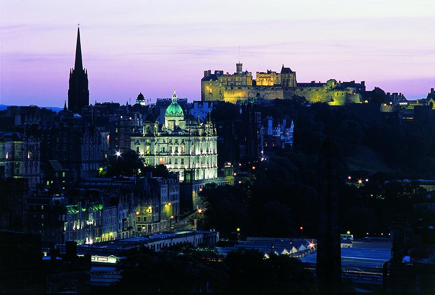 Visita a Edimburgo