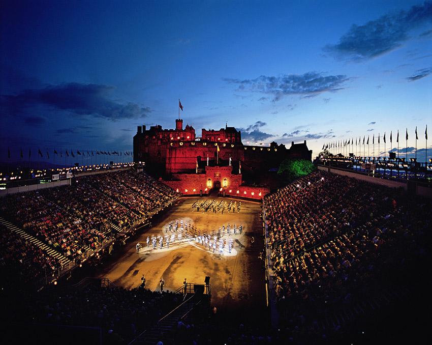 Visita guiada a Edimburgo