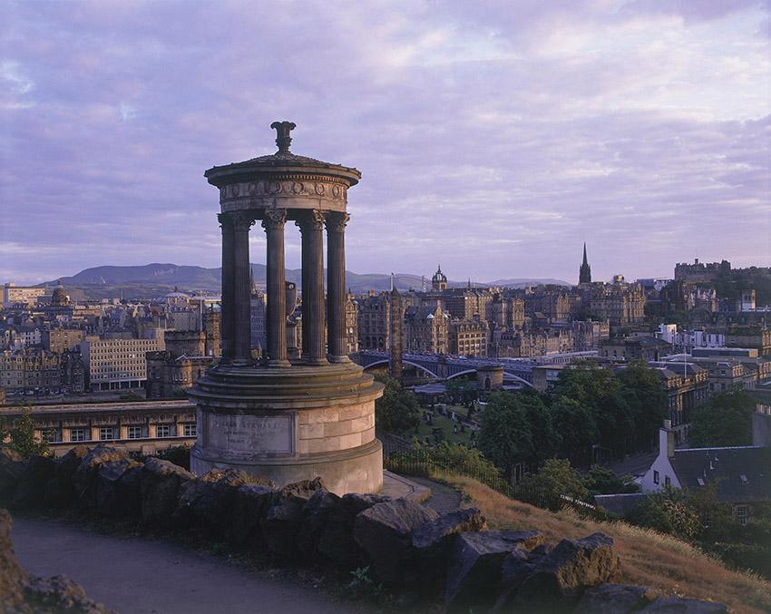 Visitar Old town Escocia
