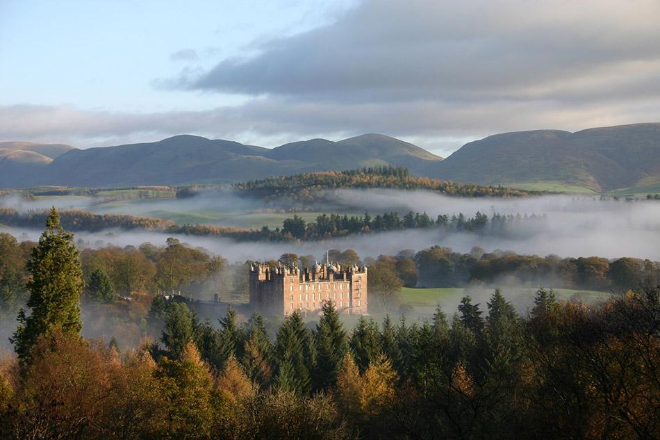 Visita guiada a Escocia