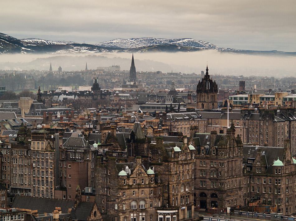 Visita a Escocia guiada