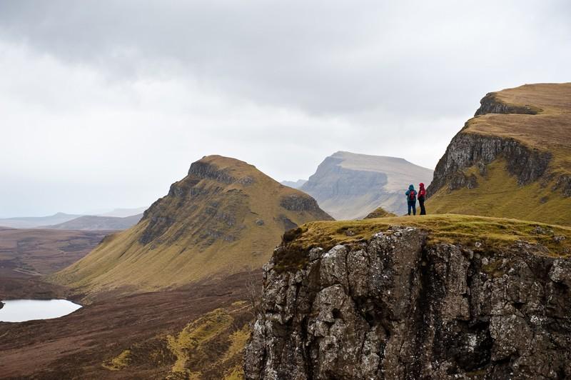 Senderismo por Escocia
