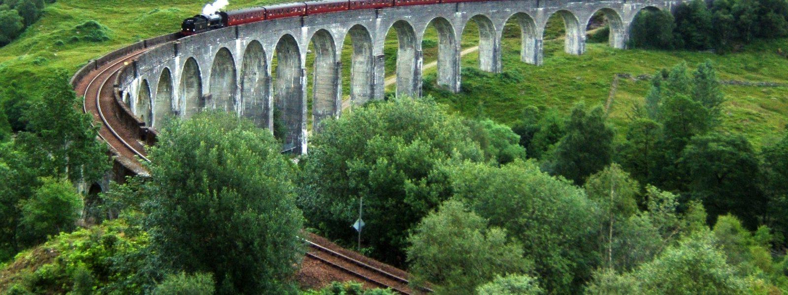Jacobite train 10