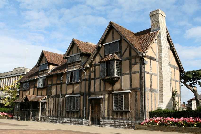 Shakespeare's birth place - Explora Escocia - Tours en español