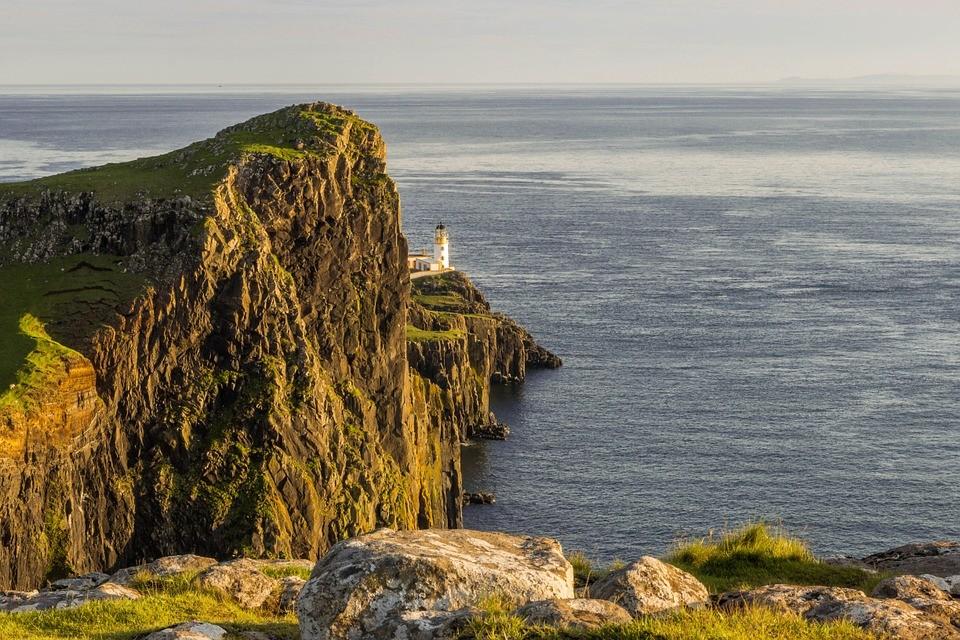 La isla Skye - Localizaciones de los Inmortales