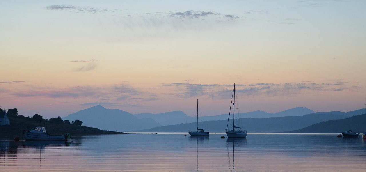 Lago Ness - Explora Escocia
