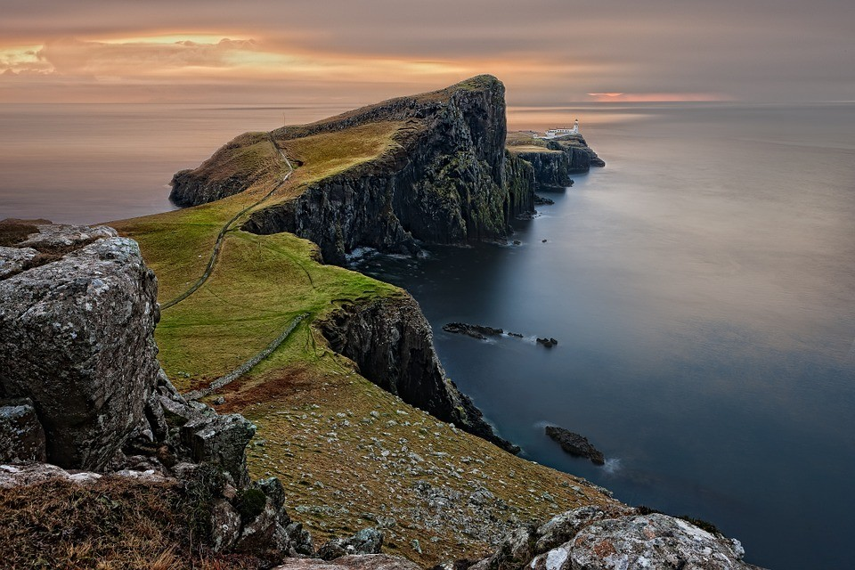 isla de skye, naturaleza en estado puro