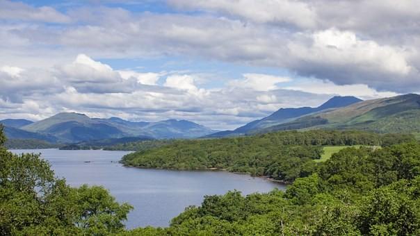 el parque nacional loch lomond