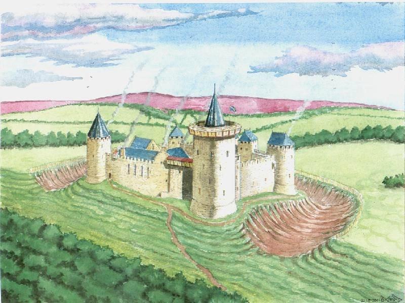 castillo de kildrummy