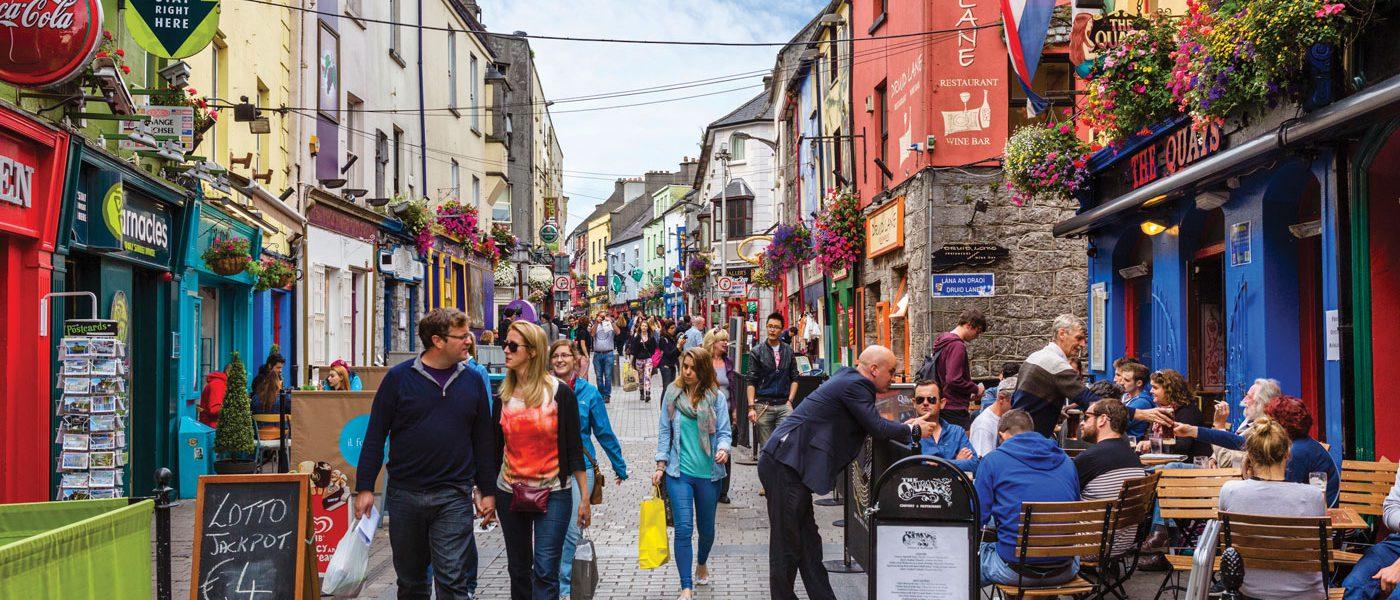 qué hacer en Galway