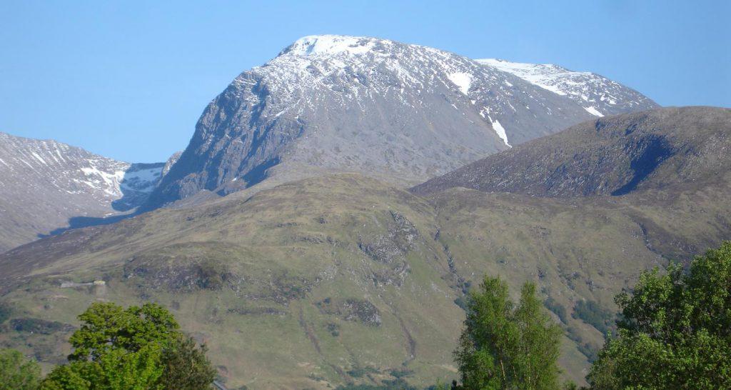 viaje a fort william