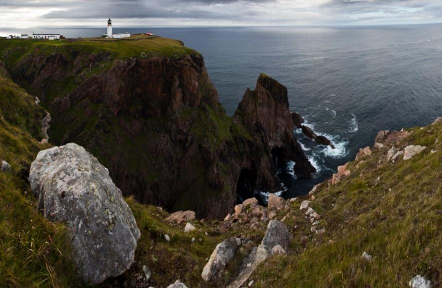 la belleza de Escocia