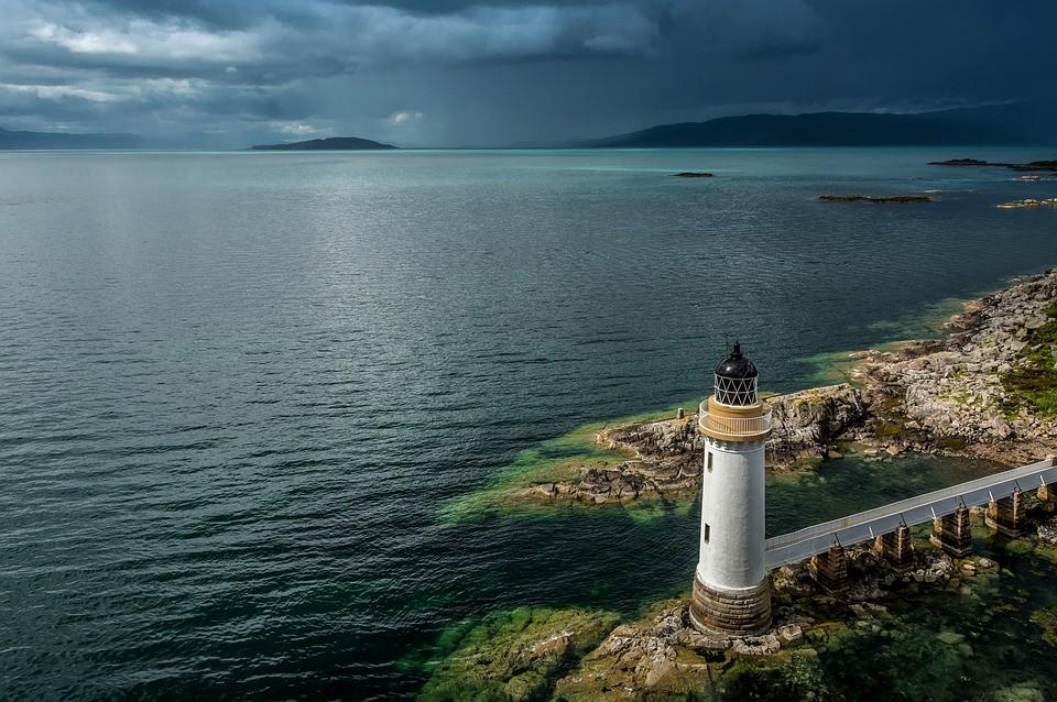 dormir en Escocia