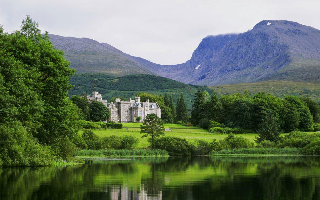 hoteles de escocia