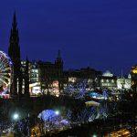 festivales de invierno en escocia