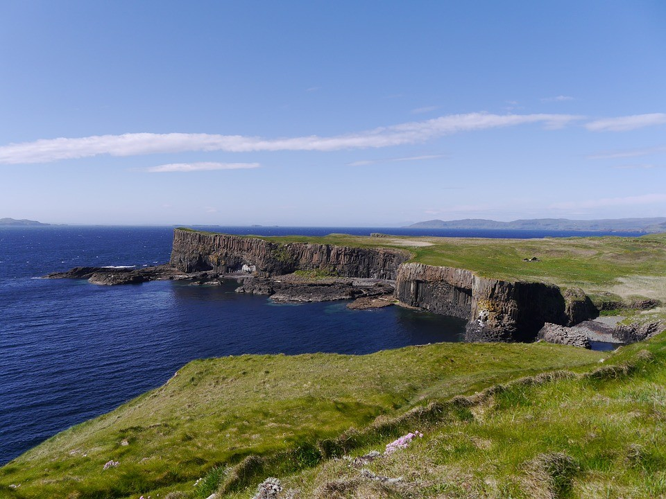 acantilados más famosos de escocia